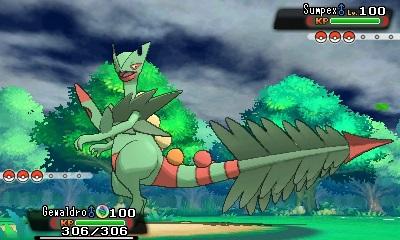 Pokémon Omega Rubin Und Pokémon Alpha Saphir Weitere Spielszenen