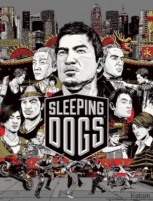 Sleeping Dogs Boxart
