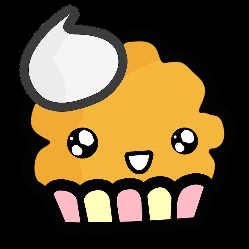 DoKomi-cupcake