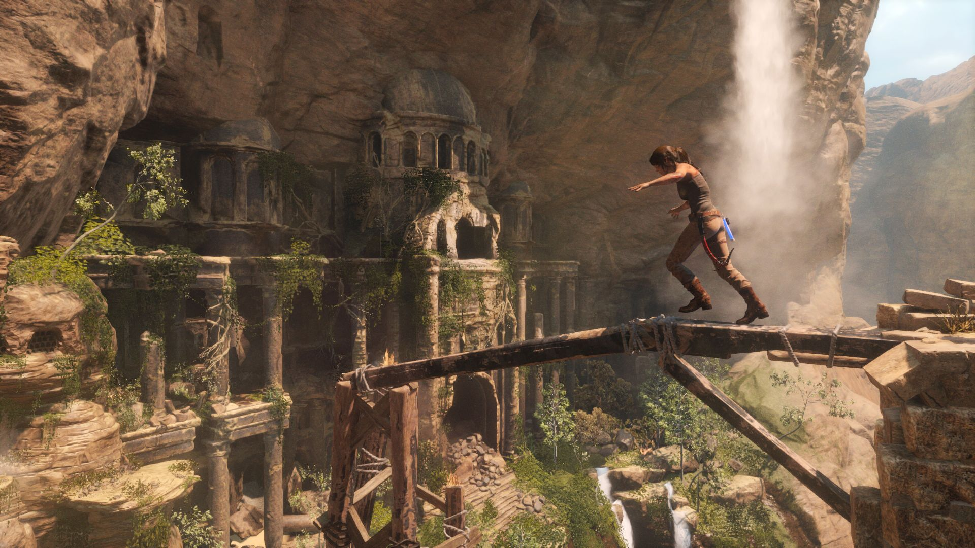 Rise Of The Tomb Raider 20 Jahriges Jubilaum Kostenlose Demo Fur Die Playstation 4 Kotomi