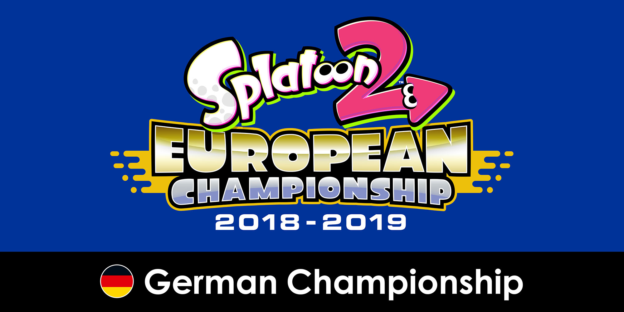 Splatoon 2 German Championship 2018 2019