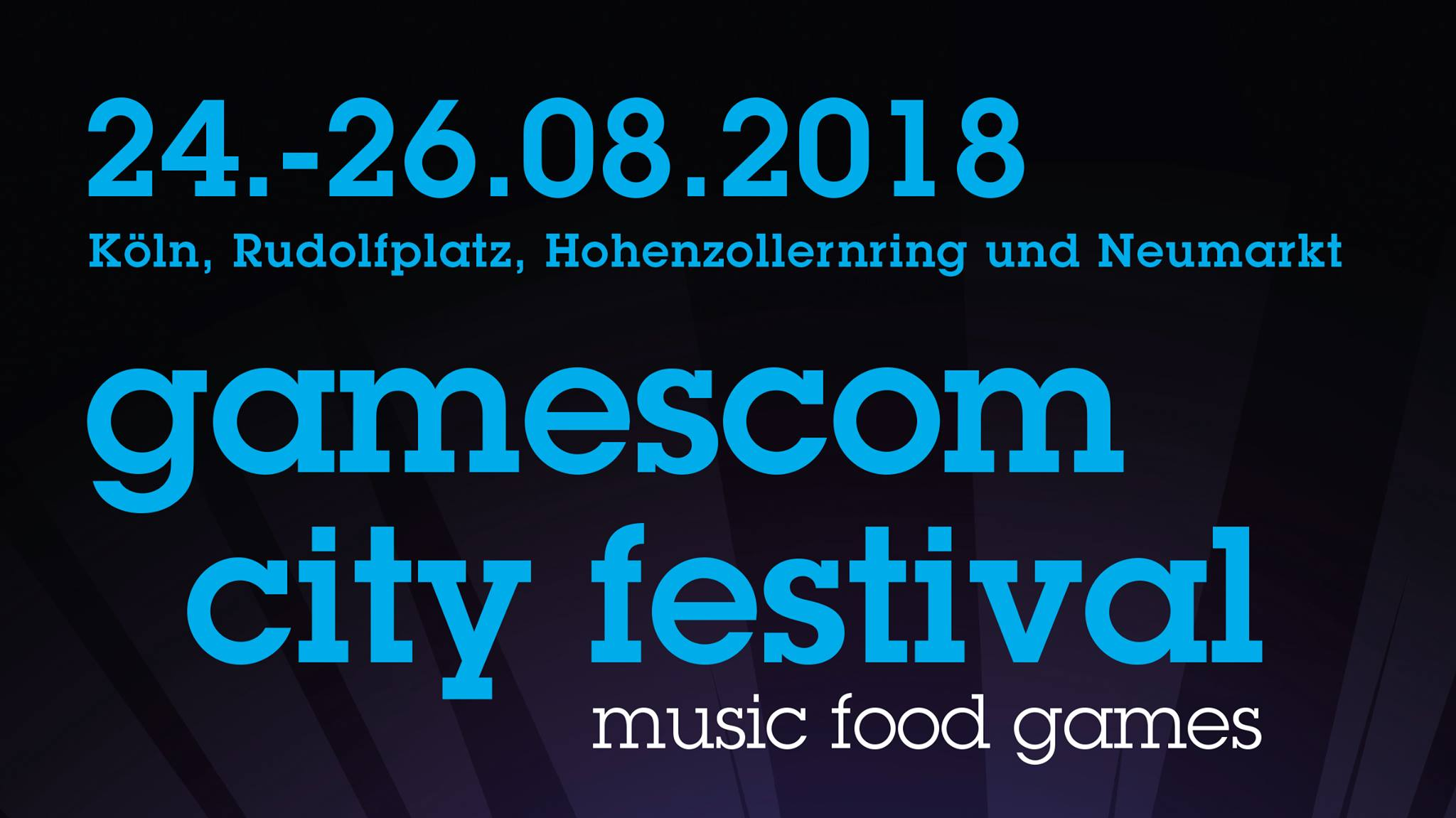gamescom city festival