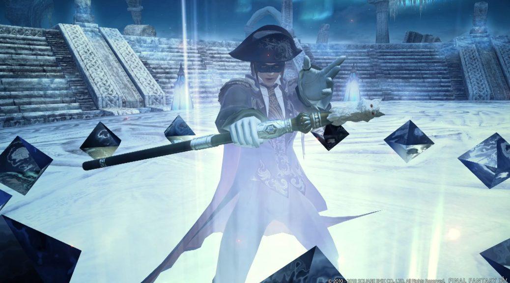 Final Fantasy XIV Blaumagier