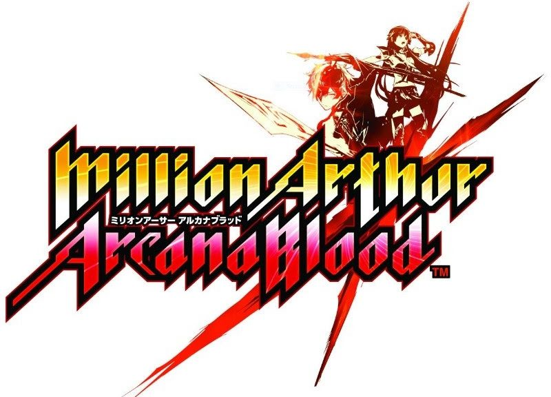MILLION ARTHUR ARCANA BLOOD