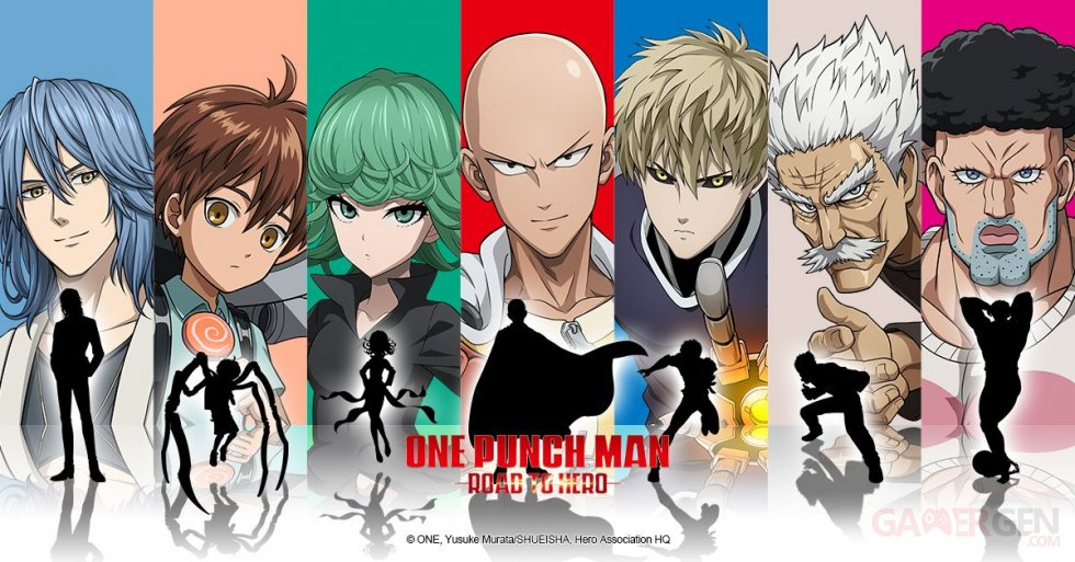 One-Punch Man – Road to Hero