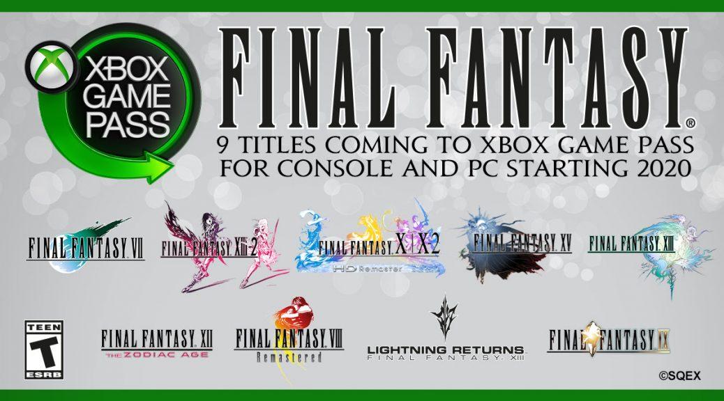 Final Fantasy Klassiker